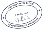 top1000 travel blogs