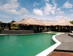 Villa Mathis à Bali, hôtel charme Bali