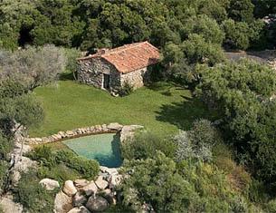 Le domaine de Murtoli , maisons d'hôtes de charme en Corse
