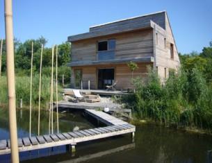 Le bruit de l'eau, un écolodge en Baie de Somme