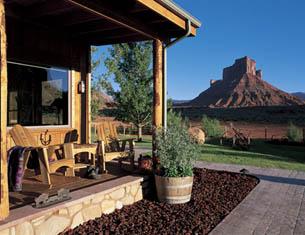 Sorrel River Ranch Hotel et Spa dans l'Utah