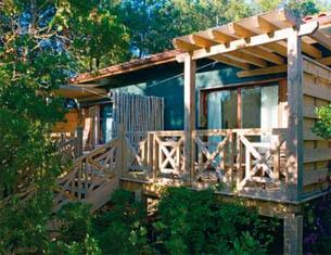 Yasmina Lodge, écolodge de charme au Cap Ferret