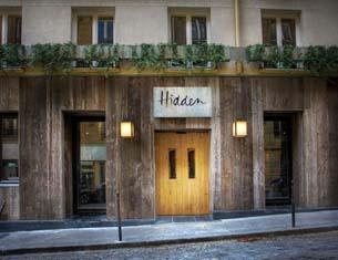 Hidden hôtel, cachette de charme à Paris