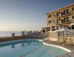 L'hôtel Delos, hôtel de charme à Bendor