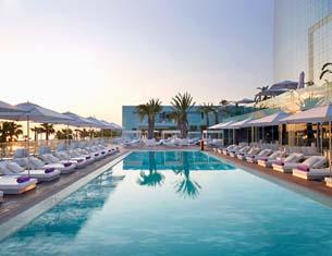 W Barcelone, hôtel design à découvrir