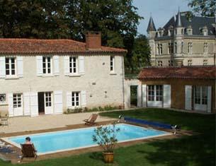 Les Résidences du Château, gîtes de charme en Vendée