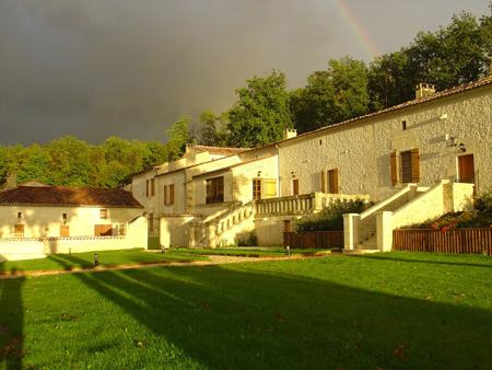 Le Relais de Saint-Preuil, maison d'hôtes de charme en Charente