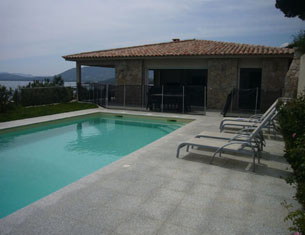 Villa Bella Vista à Testa, en Corse