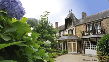 Le manoir du Lys, hôtel de charme en Normandie
