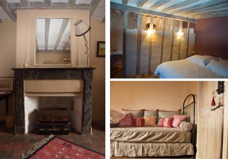 L'hôtel de Suhard, hôtel de charme en Normandie
