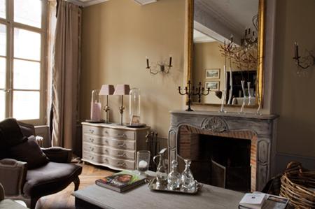 l 39 h tel de suhard h tel de charme en normandie trendy. Black Bedroom Furniture Sets. Home Design Ideas