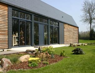 Les Mazures, chambres d'hôtes éco-responsables en Picardie