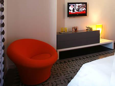 Les 4 étoiles, chambres d'hôtes design à Montpellier