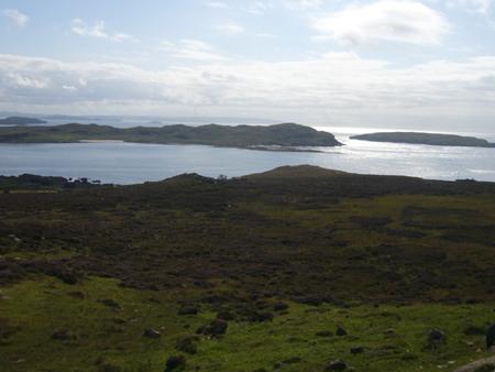 Summer Islands en Ecosse