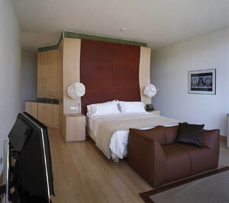 Hôtel de luxe et insolite en Espagne