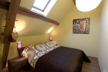 La maison d'Isa en Bourgogne