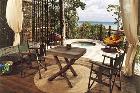 Le Fundu Lagoon, le luxe de la simplicité