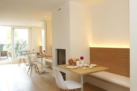 Urban Rooms, chambres d'hôtes pour un week end à Bruxelles