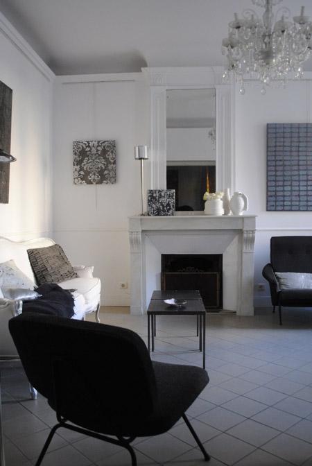 La Galerie, une chambre d'hôtes design