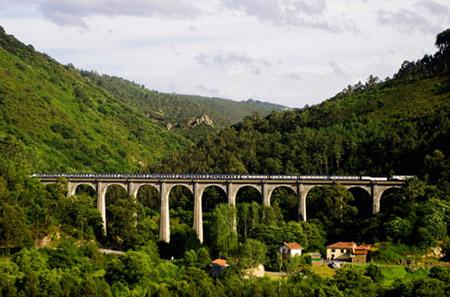 Train touristique espagnol