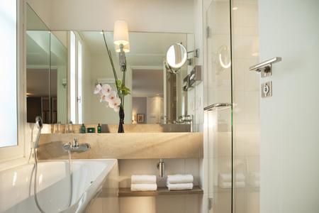 Salle de bain Suite de la Villa Madame