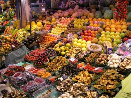 marché Boqueria