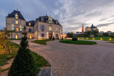 La Cueillette, hôtel spa resort à Meursault