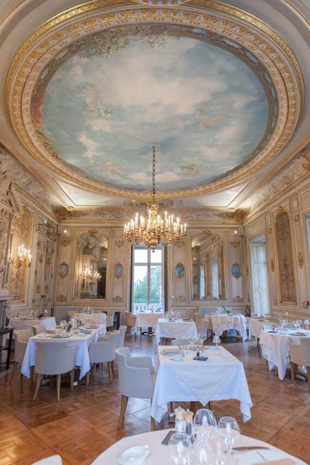 restaurant gstonomique La Cueillette