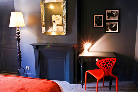 Une maison d 39 h tes chic et design pour une escapade en baie de somme trendy escapes - Chambre d hote saint valery ...