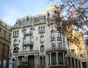 Barcelone, la belle catalane