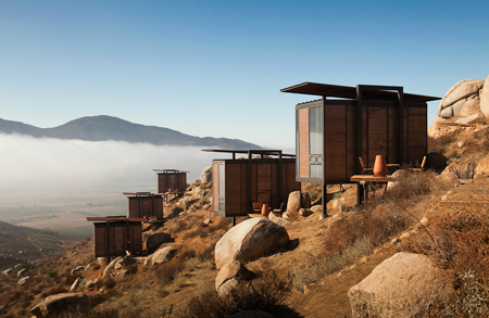 Hotel Endemico Basse-Californie