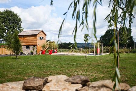 Le domaine des Prés Verts en Bourgogne