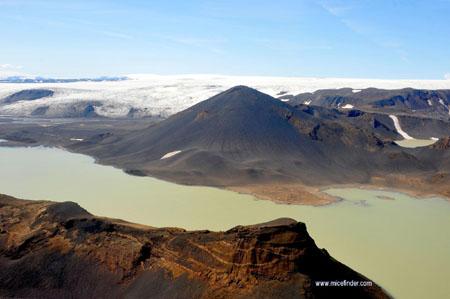 volcans Islande
