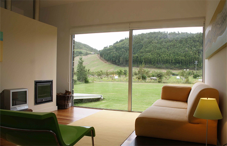 Furnas Lake Villas aux Açores