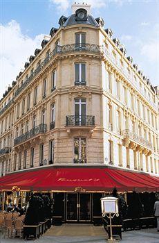 L'hôtel Fouquet's Barrière