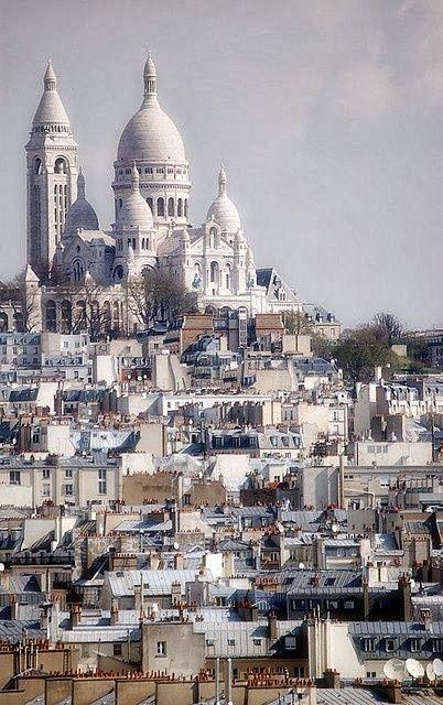 Sacré-Coeur à Paris