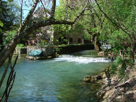 Gîte Le Pont de la Roche en Bourgogne