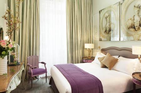 La Maison Favart Suite Mademoiselle Chantilly
