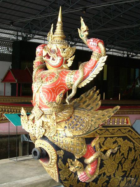 Musée des Barges royales Bangkok