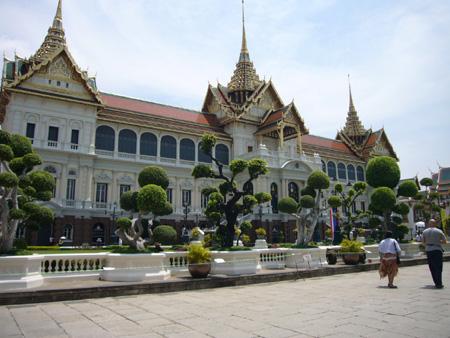 La grand palais Bangkok
