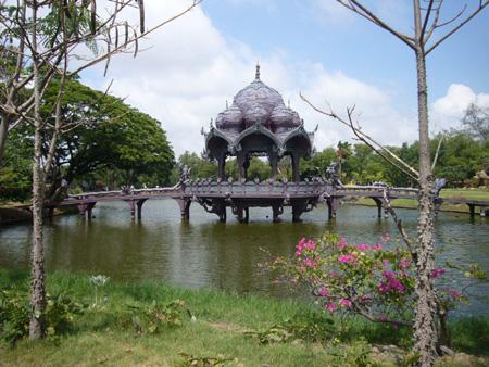 parc de Si Satchanalai à Bangkok