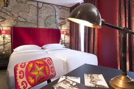L'hôtel du Continent à Paris : Asia