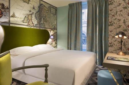 L'hôtel du Continent à Paris : Europe