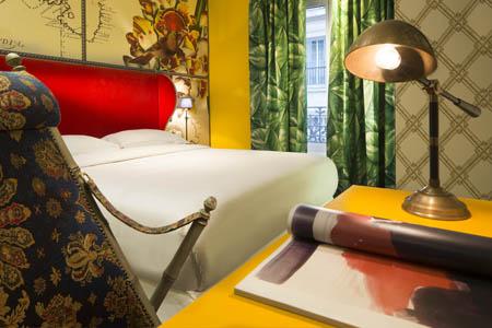 L'hôtel du Continent à Paris : Océania