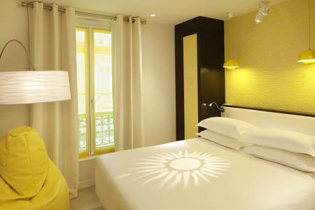 Hôtel Eden à Paris