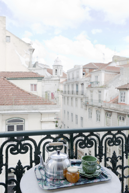 Baixa House à Lisbonne