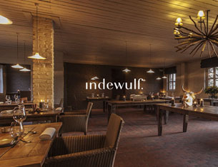 In de Wulf, lmeilleur restaurant d'Europe