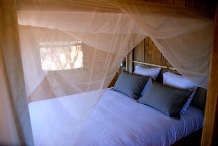 Lodges en Petite Camargue