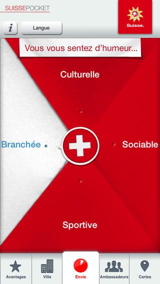 Visiter la Suisse avec SuissePocket