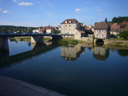 vallée du Doubs